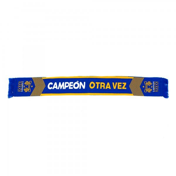 BUFANDA CAMPEON OTRA VEZ AP17