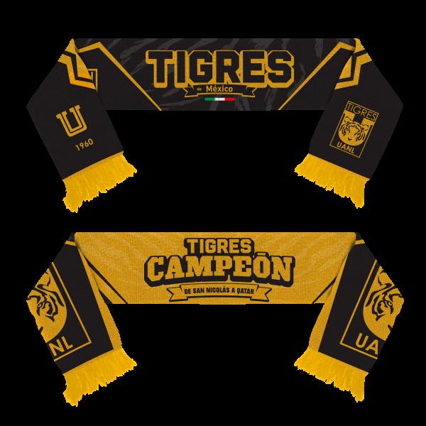 BUFANDA CAMPEONES CONCACAF 2020